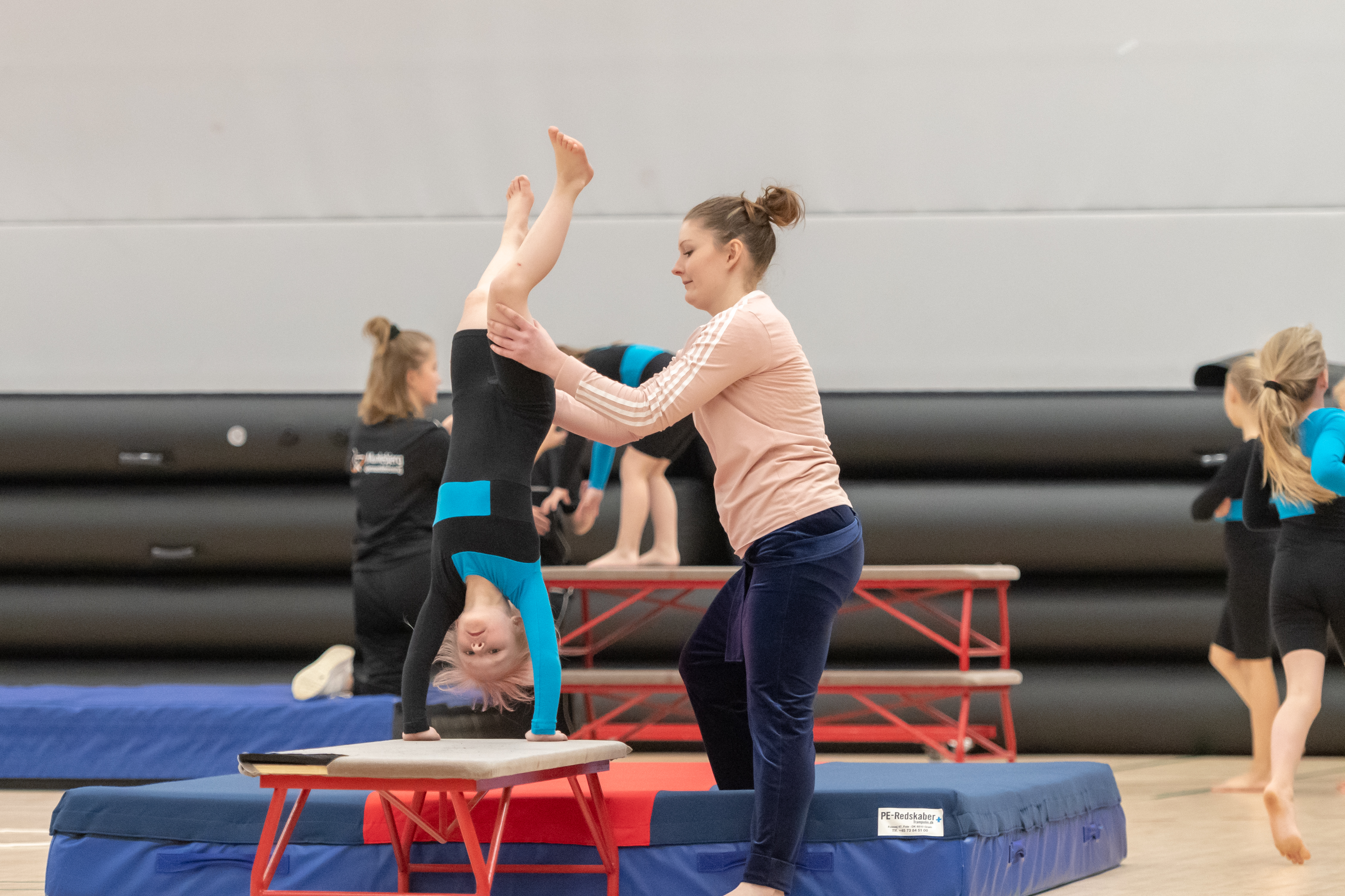 Munkebjerg Gymnastikforening 25 års jubilæum
